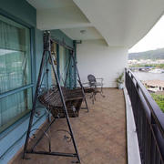 小资们都喜欢的开放式阳台装修效果图