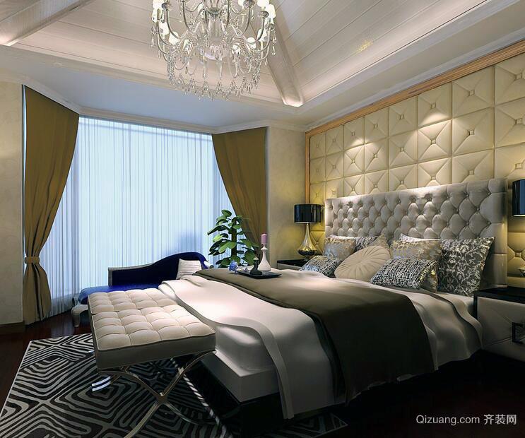 小户型后现代装修风格卧室装修效果图实例