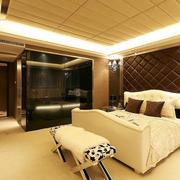 精美卧室背景墙效果图