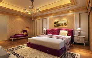 欧式风格卧室装修图