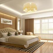 时尚卧室吊灯装修效果图