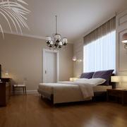 时尚卧室整体设计图