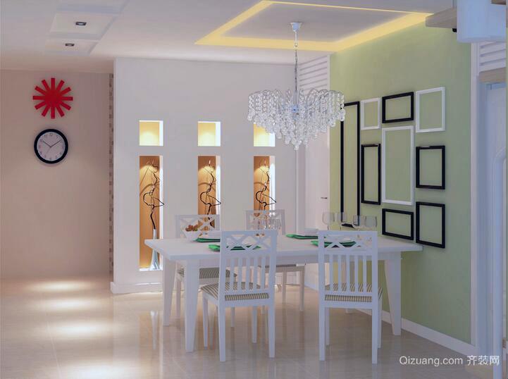 小户型现代主义风格餐厅装修效果图欣赏