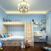 地中海风格儿童房装修图