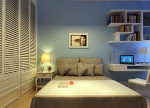 美式风格简约儿童房装修效果图