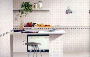 10平米既简约时尚又使用的厨房装修示范