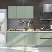 复式小楼简约时尚厨房装修效果图