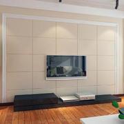 独特的电视背景墙