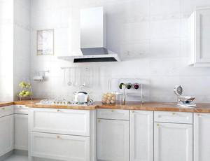 欧式风格小户型家装厨房吊顶装修效果图