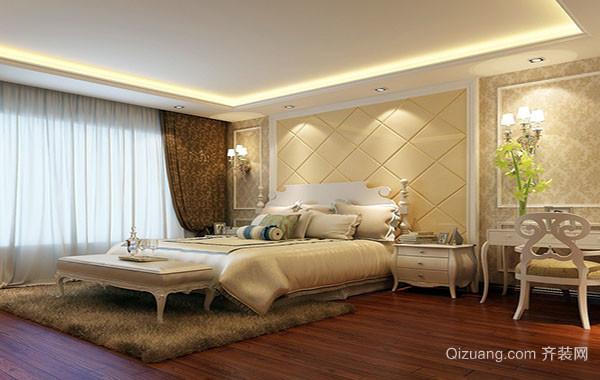 2016年现代时尚欧式风格卧室装修效果图