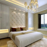 卧室吊灯装修图