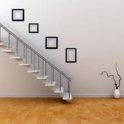 现代风格楼梯效果图