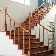 精致木质楼梯效果图