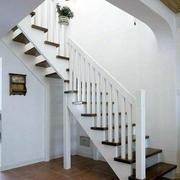 简洁楼梯装修效果图