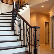 时尚混搭楼梯装修效果图