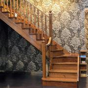 世行欧式风格楼梯效果图