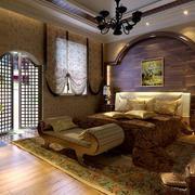 简欧风格卧室整体设计