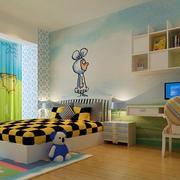 可爱儿童房效果图