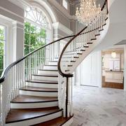 别墅型楼梯装修效果图