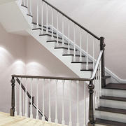 复式小楼楼梯装修图