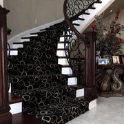 螺旋式楼梯效果图
