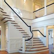 简单简洁楼梯效果图