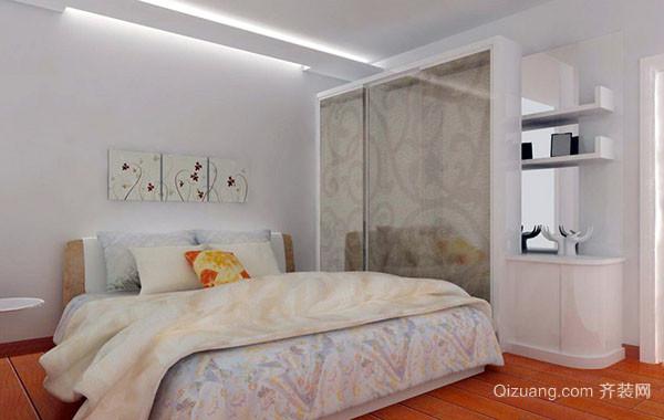 都市轻快小清新卧室装修效果图