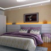 卧室整体装戏效果图