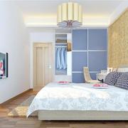 小清新卧室装修效果图
