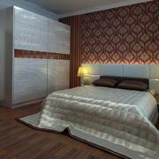 别墅卧室整体装修效果图