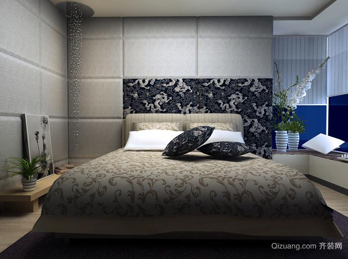 后现代风格卧室装修效果图范例