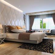 2016高贵的欧式小户型卧室室内装修效果图