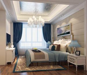 小户型精美的简欧风格卧室装修效果图