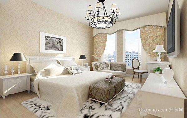大户型精致卧室装修效果图大全