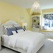 小资白领都喜欢的现代风格卧室装修效果图