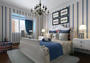 现代大户型精致的舒适儿童房装修效果图欣赏