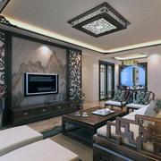 现代室内总体设计