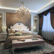 精致室内窗帘设计