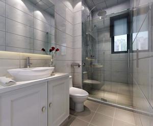 欧式小户型小卫生间装修设计效果图鉴赏