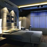 现代室内整体图