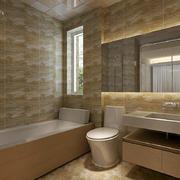 卫生间墙面装修修效果图