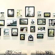 小清新照片墙效果图
