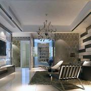 2016小户型现代欧式室内装修效果图实例