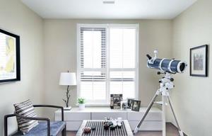 现代简约大户型室内飘窗装修效果图鉴赏