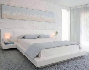 大户型现代简约风格榻榻米卧室装修效果图鉴赏
