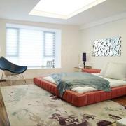 现代经典的大户型室内榻榻米装修效果图