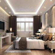 2016欧式唯美小户型卧室装修效果图实例