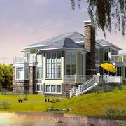 唯美别墅设计