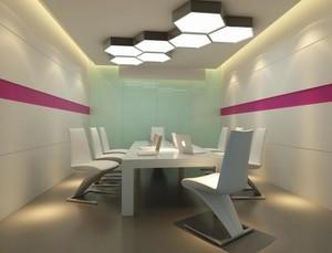 2016简约风格办公室室内装修设计效果图欣赏