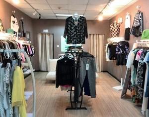 乡村风格完美的服装店室内设计装修效果图